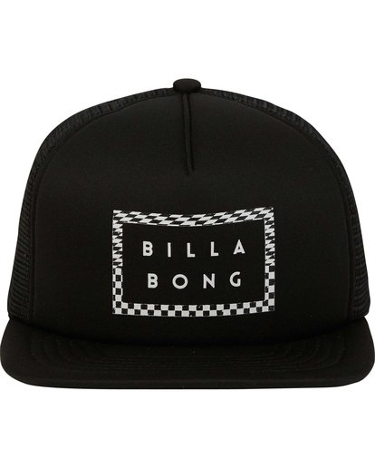 1 Upgrade Trucker Hat Black MAHWPBUP Billabong