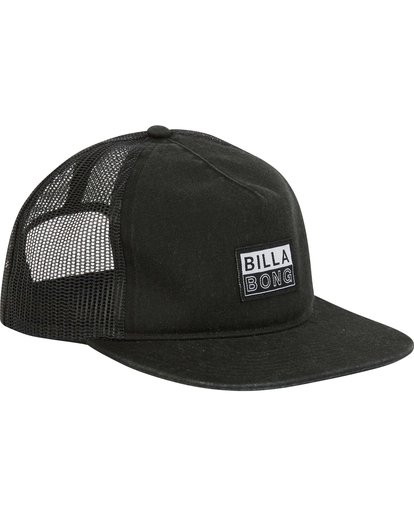 2 Breakdown Trucker Hat Black MAHWQBBR Billabong