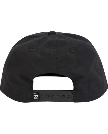 3 The Peninsula Hat Black MAHWQBPE Billabong