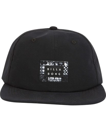 1 The Peninsula Hat Black MAHWQBPE Billabong