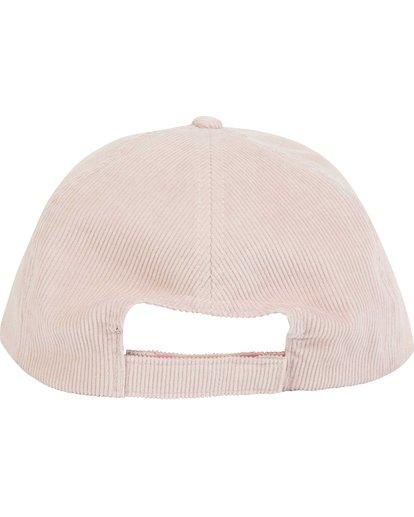 3 Re-Issue Cord Hat Pink MAHWQBRC Billabong