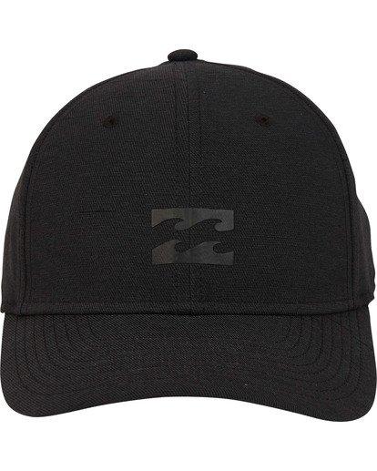 1 Surftrek Stretch Hat Black MAHWQBSS Billabong