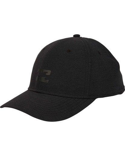 0 Surftrek Stretch Hat Black MAHWQBSS Billabong