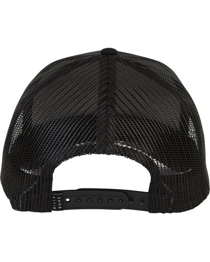3 ADIV TRUCKER Black MAHWSBAD Billabong