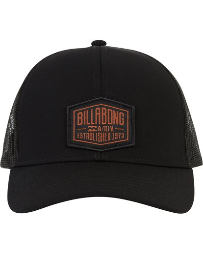 1 ADIV TRUCKER Black MAHWSBAD Billabong