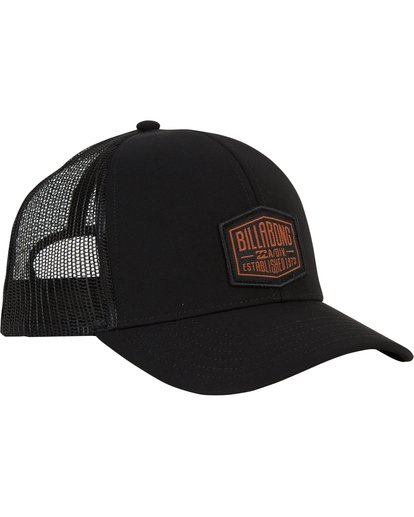 2 ADIV TRUCKER Black MAHWSBAD Billabong