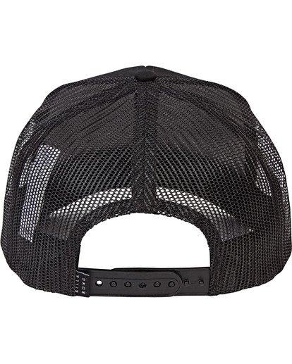3 Onyaparko Trucker Hat Black MAHWSBON Billabong