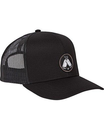 2 Onyaparko Trucker Hat Black MAHWSBON Billabong