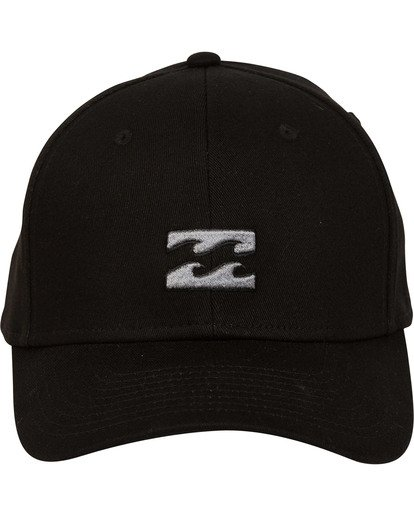 1 All Day Stretch Hat Black MAHWTBAD Billabong