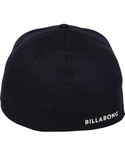 3 All Day Stretch Hat Blue MAHWTBAD Billabong