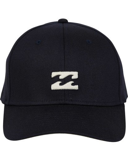1 All Day Stretch Hat Blue MAHWTBAD Billabong