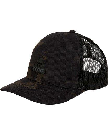 0 Multicam Trucker Hat  MAHWTBAV Billabong