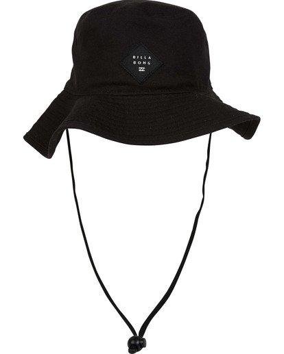 1 Big John Hat Black MAHWTBBI Billabong