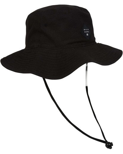 2 Big John Hat Black MAHWTBBI Billabong