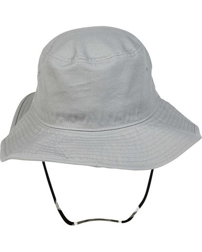 3 Big John Hat Grey MAHWTBBI Billabong