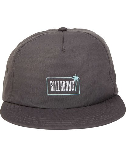 1 Boneless Hat Grey MAHWTBBO Billabong
