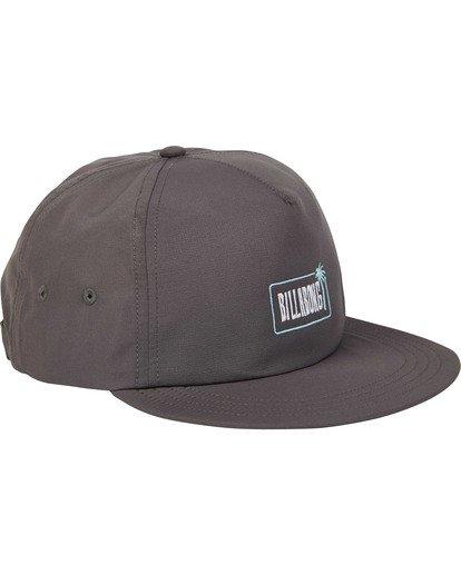 2 Boneless Hat Grey MAHWTBBO Billabong