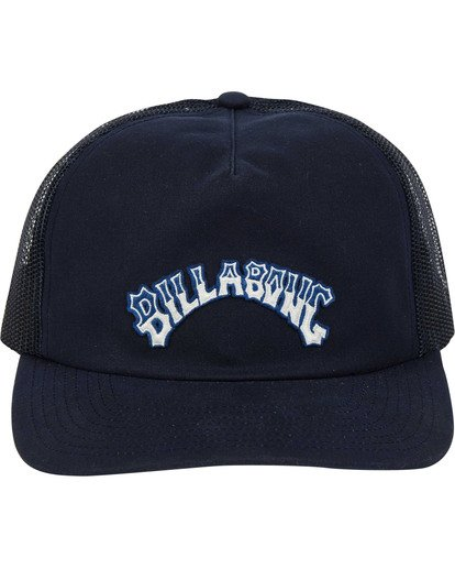 1 Breakdown Trucker Hat Purple MAHWTBBR Billabong