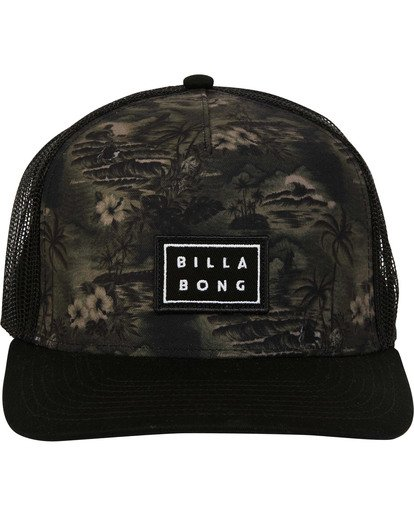 1 Beachcomber Trucker Hat Camo MAHWTBBT Billabong