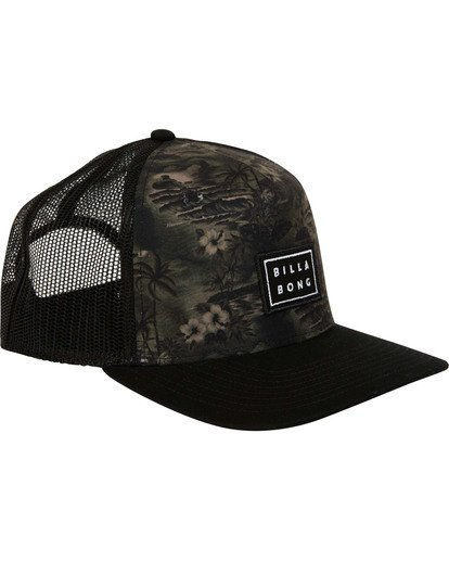 2 Beachcomber Trucker Hat Camo MAHWTBBT Billabong