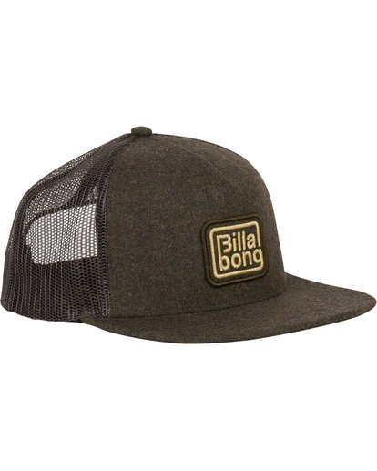 2 Flatwall Trucker Hat  MAHWTBFW Billabong