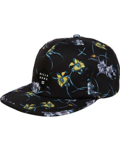 0 Jetty Hat Black MAHWTBJE Billabong