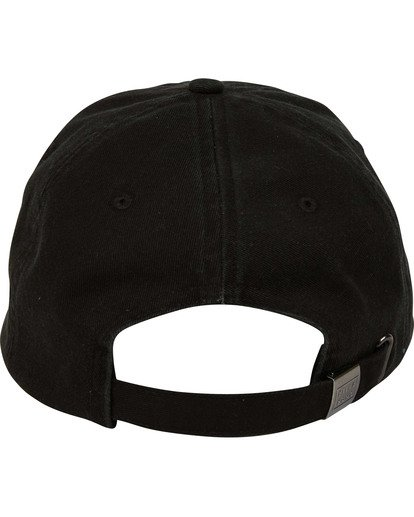3 Pontoon Lad Cap Black MAHWTBPO Billabong