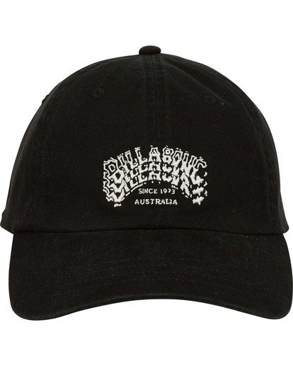1 Pontoon Lad Cap Black MAHWTBPO Billabong
