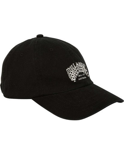 2 Pontoon Lad Cap Black MAHWTBPO Billabong