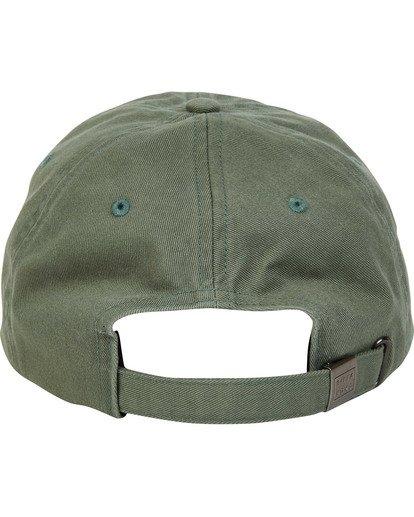 3 Pontoon Lad Cap Green MAHWTBPO Billabong
