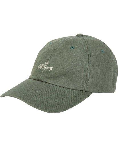 0 Pontoon Lad Cap Green MAHWTBPO Billabong