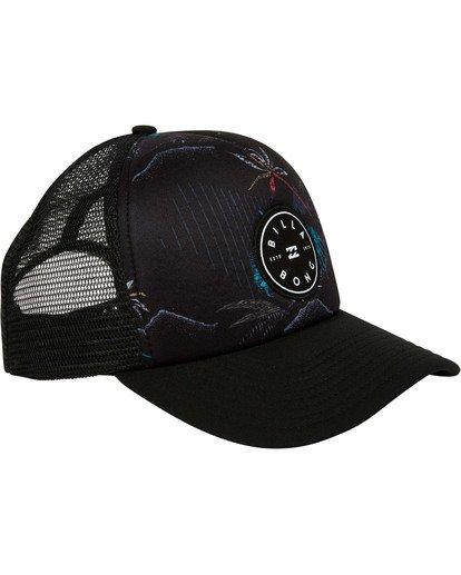2 Scope Trucker Hat Black MAHWTBSC Billabong