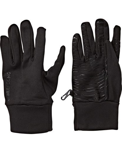 1 Wavelength Gloves Black MAMCSBWR Billabong