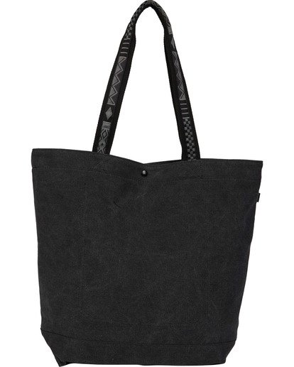 1 Graphic Tote Bag Black MATBTBGT Billabong