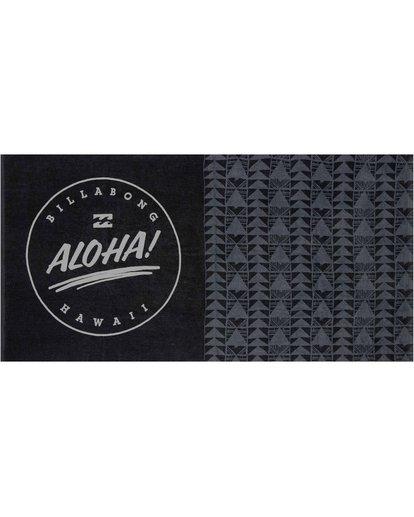 1 Aloha Towel Black MATWNBAL Billabong