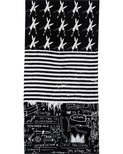 0 Knives Towel Black MATWPBKN Billabong