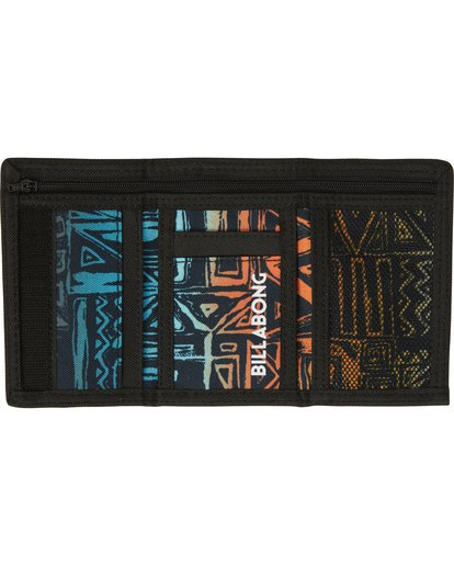 2 Atom Wallet Grey MAWTGATO Billabong