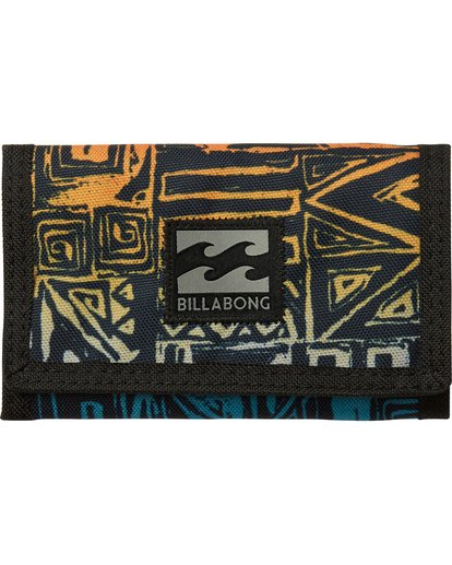 0 Atom Wallet Grey MAWTGATO Billabong