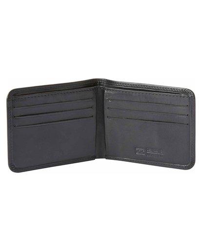 1 Slicker Slim Wallet Black MAWTJSLI Billabong