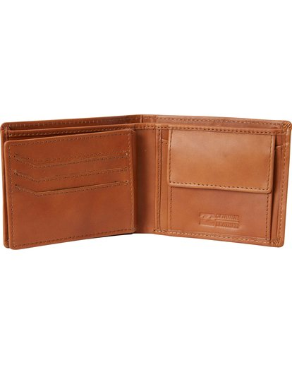 1 Empire Snap Wallet Beige MAWTLEMP Billabong