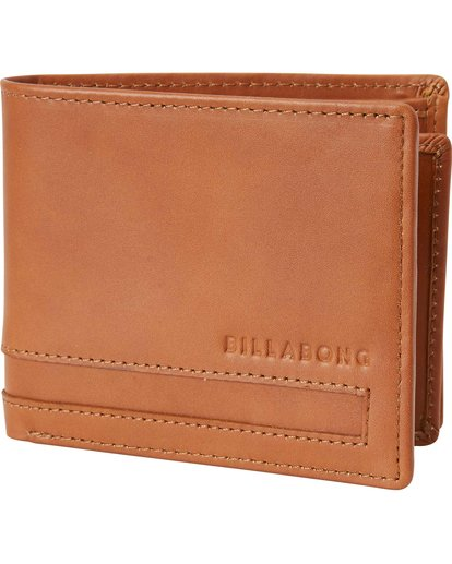 0 Empire Snap Wallet Beige MAWTLEMP Billabong