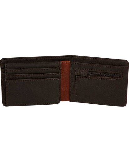 1 Dimension Wallet Brown MAWTNBDI Billabong
