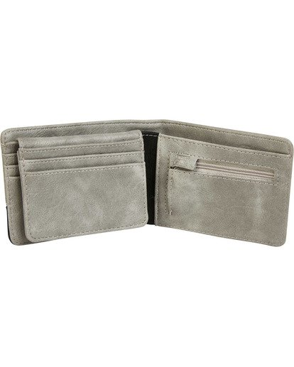 1 Dimension Wallet Grey MAWTNBDI Billabong