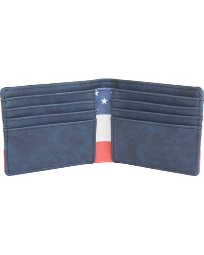 1 Tides Wallet  MAWTPBTI Billabong
