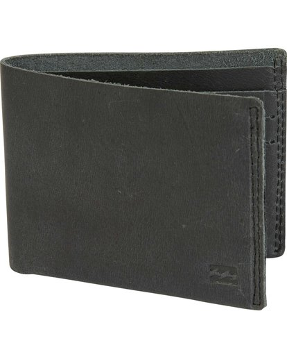 0 All Day Leather Wallet Black MAWTQBAL Billabong