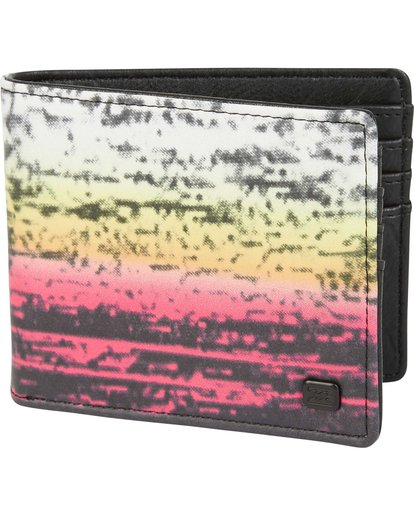 0 Tides Wallet Black MAWTQBTI Billabong
