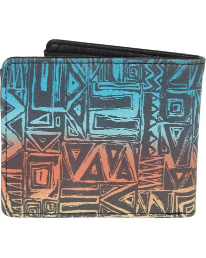 1 Tides Wallet Grey MAWTQBTI Billabong