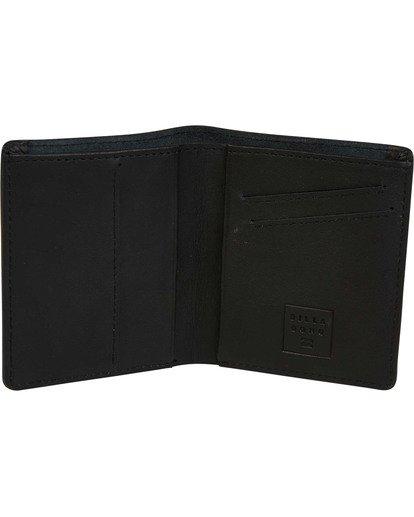 1 Gaviotas Leather Wallet Black MAWTTBGL Billabong