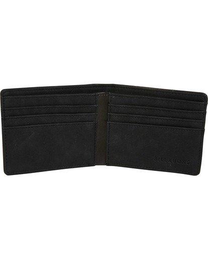 1 Tides Wallet Black MAWTTBTI Billabong