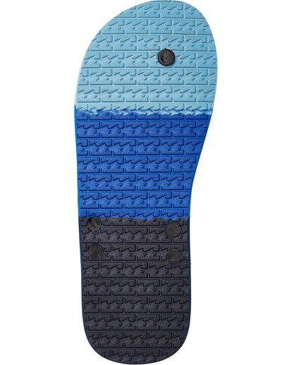 2 All Day Sandals Blue MFOTNBAD Billabong